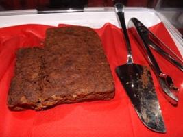 Betty Boop marijuana brownie