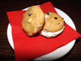Betty Boop marijuana cookie sandwiches