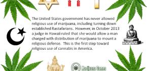 Marijuana Games Image - Religious Use of Marijuana 600x407