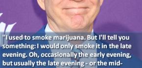 Marijuana Quote - Steve Martin