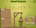 Stoned Hangman - a Pot Game