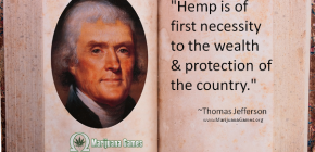 Thomas Jefferson Marijuana Quote #2 600x355