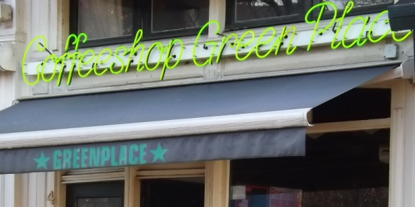 Amsterdam Coffeeshop Review: Green Place