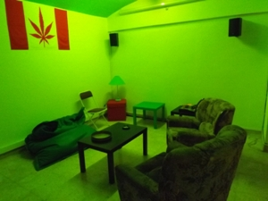 The Green Room at Smoke Green