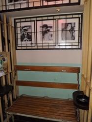 jail cell 1 at Bulldog Leidsplein