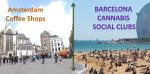 Barcelona Cannabis Social Clubs Vs Amsterdam Coffeeshops