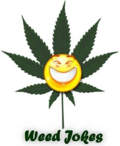 Weed Jokes Image