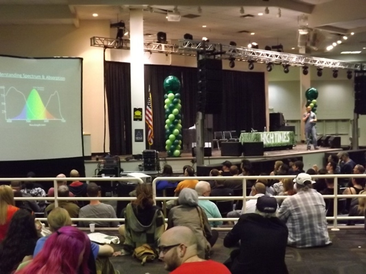 2nd Meeting of the High Times Cannabis Cup