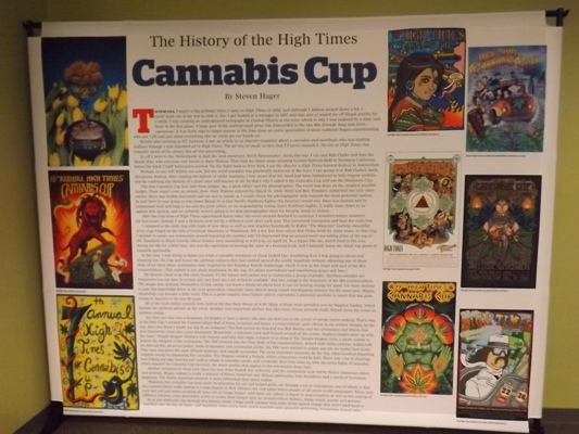 This History of the High Times Cannabis Cup