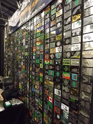 Grinder Cards at the Cannabis Cup in Denver