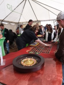 Mini Casinos at the High Times Cannabis Cup