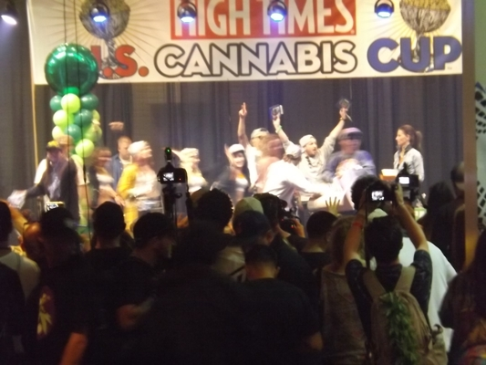 Cloud Penz Wins at High Times Cannabis Cup