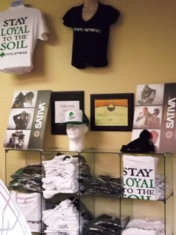 Cool cannabis clothing for sale at MMJ America