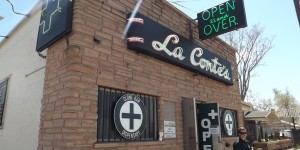Feature Image for Denver Dispensary Review of LaContes