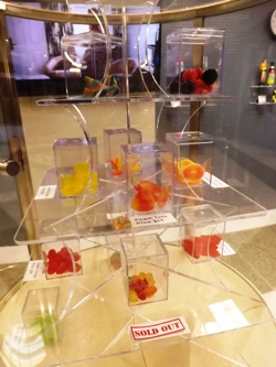 Marijuana candies at Euflora