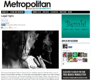 Barcelona Metropolitan Article Image