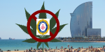 "Barcelona Police: ""Give Us Your Weed"""