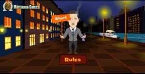 The Too Stoned Russ Marijuana Game