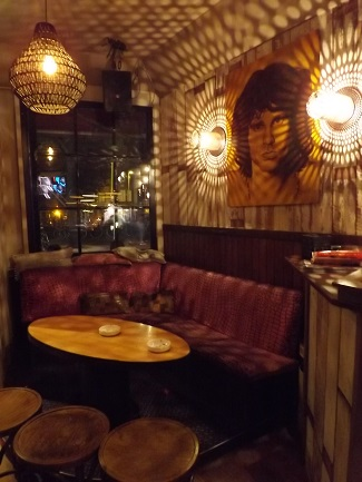Amsterdam Coffee Shop Review: The Doors
