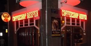 Reefer Coffeeshop Amsterdam