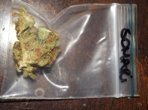 Somari Marijuana strain sold by Reefer Coffeeshop AMS