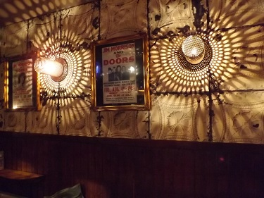 The Doors Coffee Shop in Amsterdam