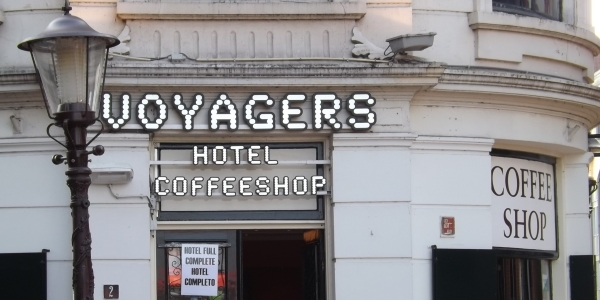 Voyagers Coffeeshop Feature Image for Review