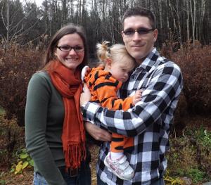Hudson Family - Russ Rachel and Stella