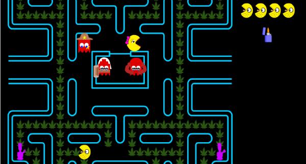 Stoned Pacman