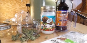 Feature Image How to Make Coconut Cannabis Oil