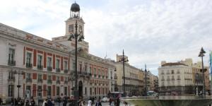 Madrid - the palace