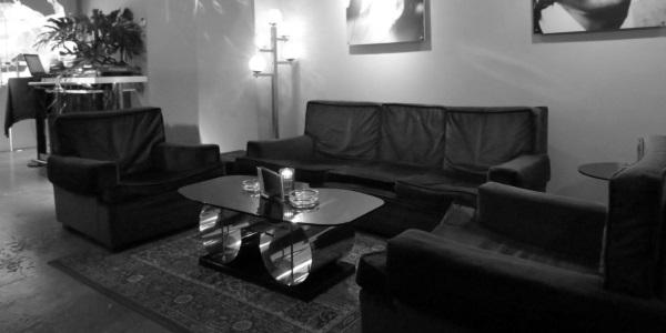 Couches at La Mesa social club