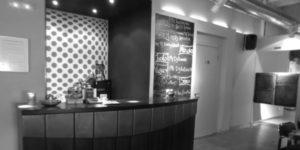 Dispensary at La Mesa Barcelona