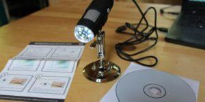 USB MicroCapture Digital Microscope Feature Image