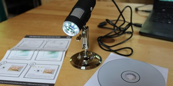 USB MicroCapture Digital Microscope Feature Image