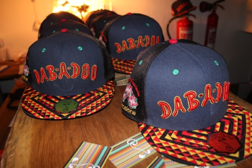 Dabadoo embroidered hats