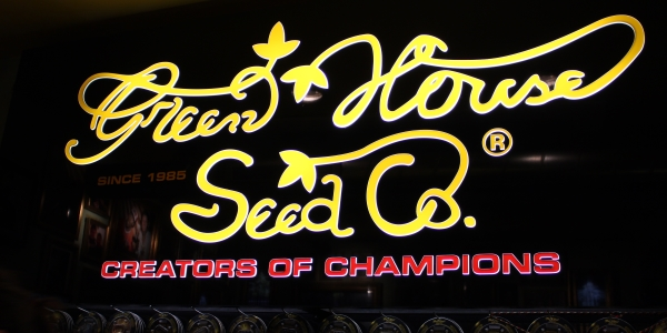 Feature Image for Green House Seed Co Coffeeshop Review