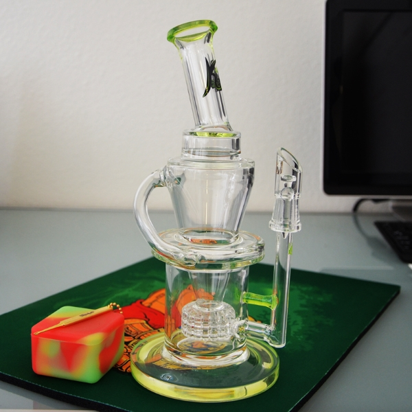 Stereo Matrix Incycler Dab Rig Review Square photo
