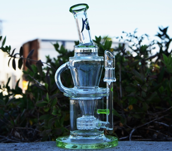 Stereo Matrix Incycler rig outdoor photo