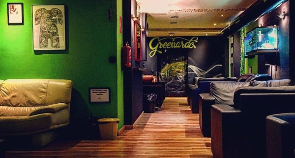 Greenardo - the best cannabis club in Barcelona 2016