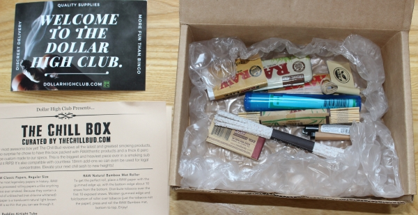 Opening The Chill Box from Dollar High Club