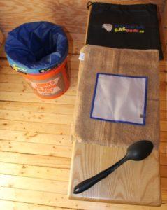 BubbleBagDude Setup for Iceolator