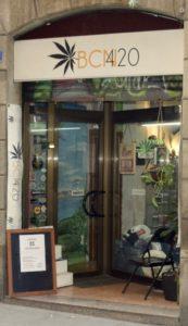 BCN 420 Front Door