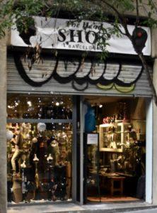 Front Door to The Head Shop Barcelona
