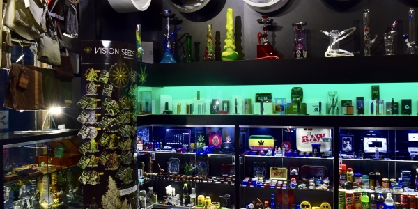 Main Display at Barcelona Legalize