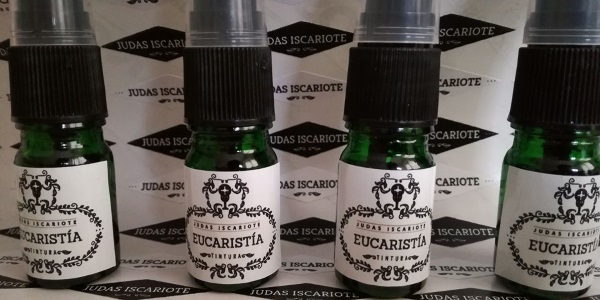 Eucharista Tincture from Paris Mato and Judas Iscariote