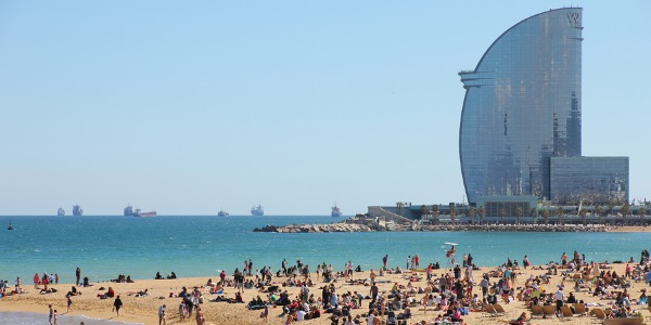 How to Behave as a Tourist in Barcelona, Spain