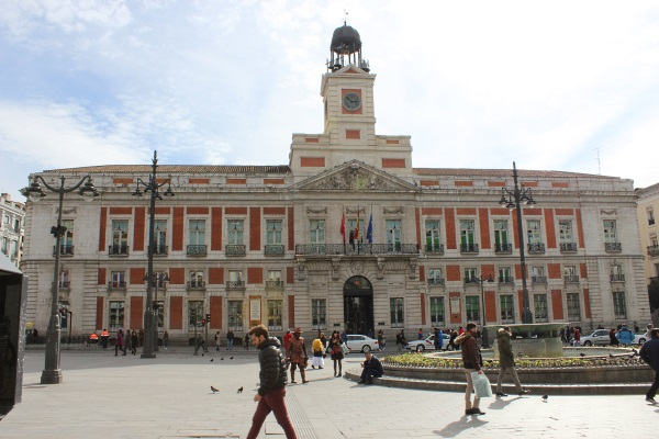 Government Building in Madrid - Future of Cannabis Clubs