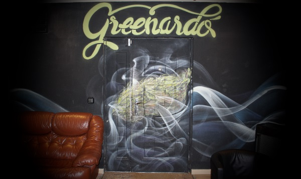 Greenardo cannabis social club in Horta - Barcelona