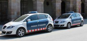 Mossos desquadra - Parliament de Catalunya - Spains Future